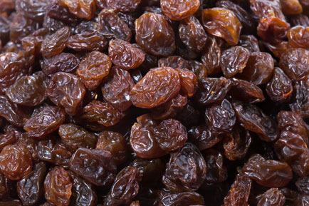 Raisins (Thompson Seedless)